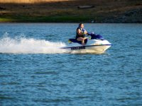 Learning to drive a jet ski