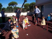 Educacion vial en clase