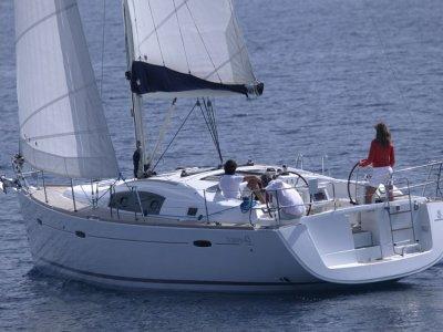 Oceanis 43 noleggio di un giorno, senza skipper, Palamós