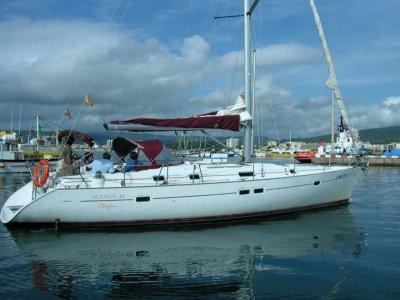 Noleggio barche a vela Oceanis 411, 1 giorno, Palamós