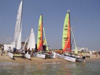 Oliva的帆船学校