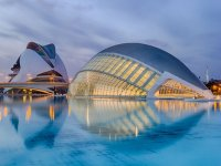 City of Arts in Valencia