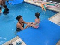 游泳类与孩子们