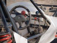 Interior del buggy