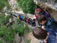 route to reach Alquezar