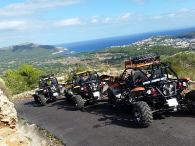 Bugs Buggy Mallorca Adventure