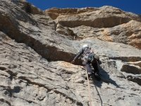 Climbing in Ager