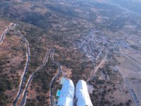 Flying high in paragliding