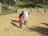 Los niños son bienvenidos a Finca Santa María.