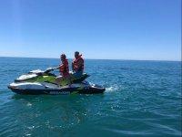 En moto por el Mediterráneo