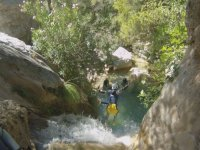 Canyoning sul Green River, Livello II