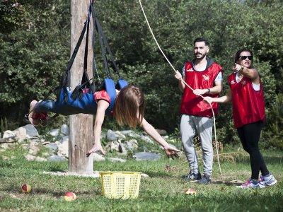 团队建设:迎接挑战Sant Celoni