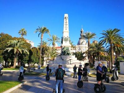 Paseo en segway por ciudad de Alicante 2 horas