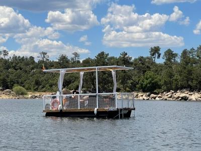 乘坐帆船+ 1晚酒店,El Burguillo