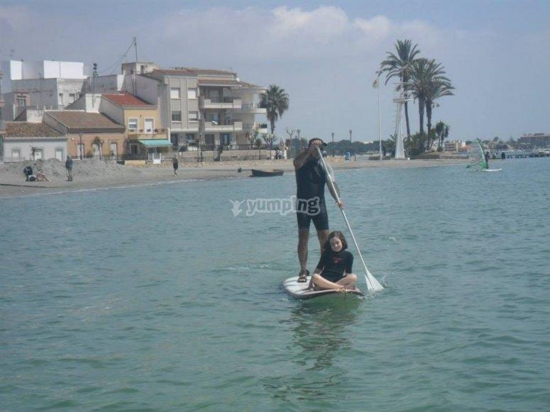 划桨冲浪会议