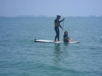 Stand Up Paddle Surf Rental in Los Alcazares - 1h