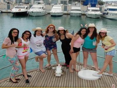 Giro in yacht di lusso, 3 ore, costa di Gandía