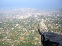 Vistas desde el vuelo