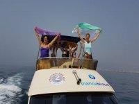 De excursión en barco