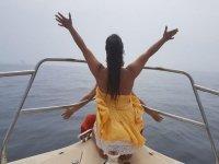 Libertad a bordo
