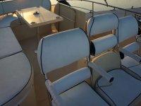 Los asientos del barco