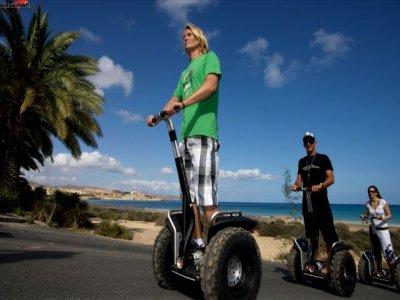 Excursión en segway por Costa Calma, 1 hora