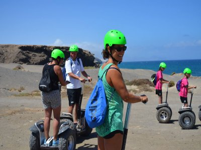 Tour en segway al Faro de Jandía, 2 horas 30 min