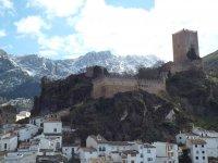 Castillo en Cazorla