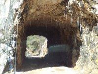 Cueva tunel