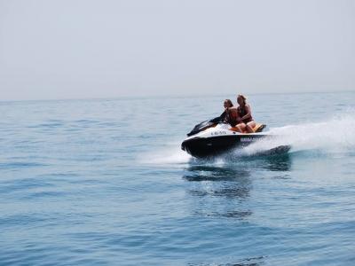 Pirate Parasailing Fuengirola Motos de agua