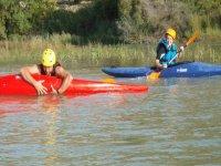 caida en el agua