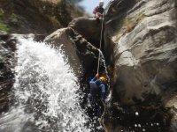 cascada del barranco