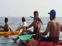 Pescando desde el kayak