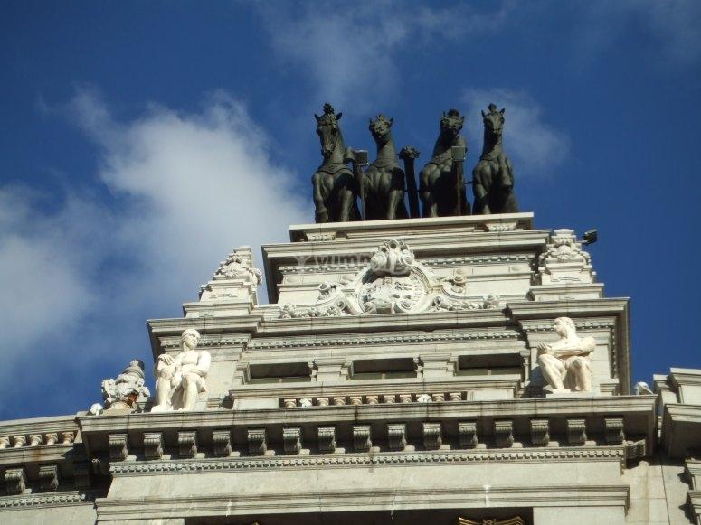 Edificios mas importantes de Madrid