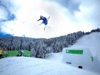 Saltos de esqui