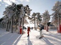 Snowboard en Valdelinares