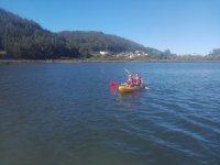 Ruta en kayak biplaza