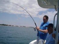 在塔拉戈纳塔拉戈纳标志坎布里尔斯宪章钓鱼之旅