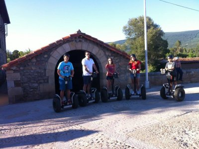 Segway Route Around Vinuesa 2 Hours