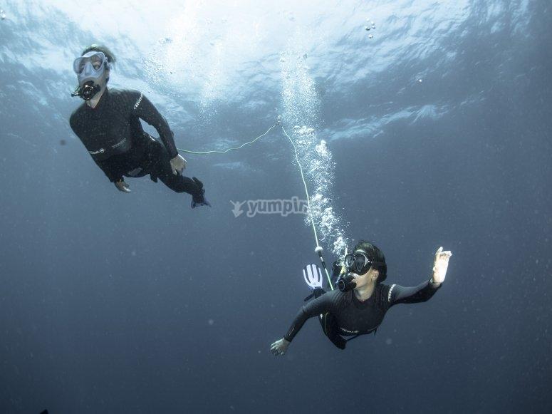 PETER潜水系统