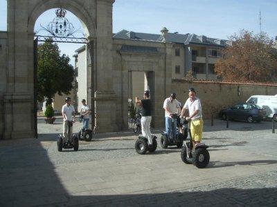 Segway Tour in La Granja de San Ildelfonso