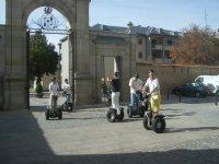 La Granja monuments