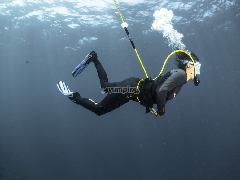 PETER Diving System