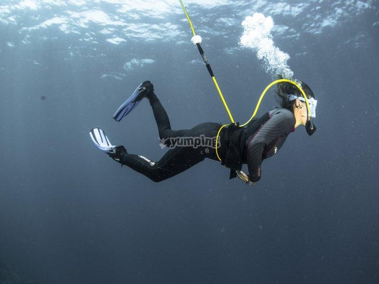 PETER diving trip
