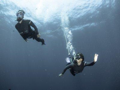 Excursión submarina PETER en Palma, niños