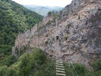 Ladder bridge