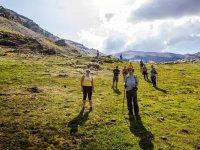 参观地质材料拿起内华达山脉的山峰