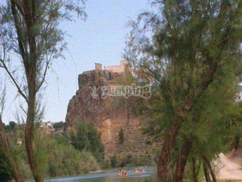 Cofrentes castle