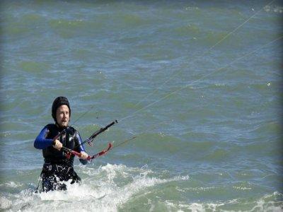 Corso completo di kitesurf di 9 ore ad Almería