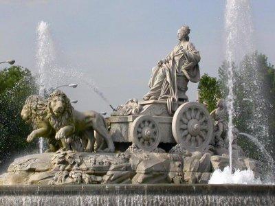 Entre dioses y mitos orígenes de Madrid